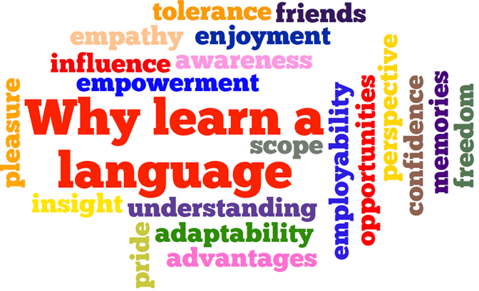 why learn a new language